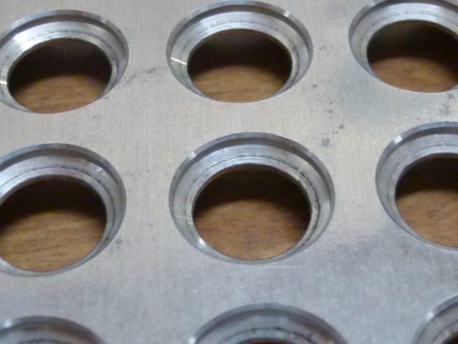 アルミ機械加工1