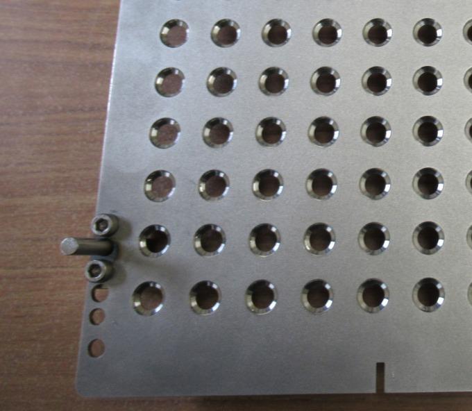 インコネル601材の機械加工